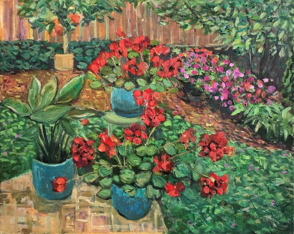 Garden on Ryan by ws mccarty