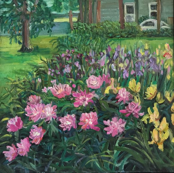 Maggies Garden by ws mccarty
