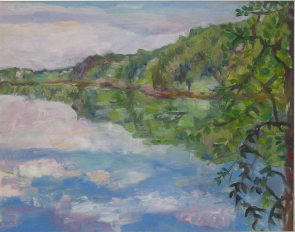 Willow Lake by ws mccarty
